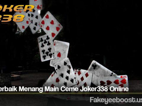 Cara Terbaik Menang Main Ceme Joker338 Online