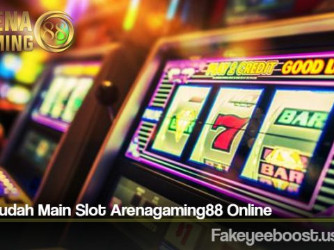 Tips Mudah Main Slot Arenagaming88 Online