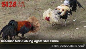 Keseruan Main Sabung Ayam S128 Online
